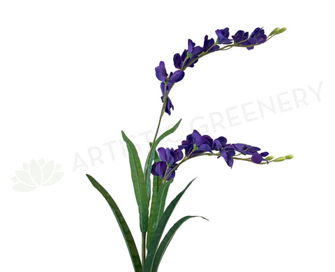 Clearance Stock - F0290 Purple Orchid 76cm
