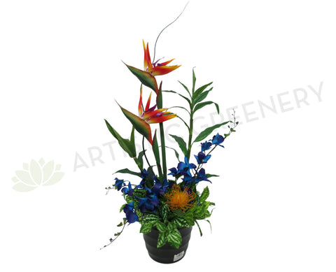 Silk Flower Arrangements Artistic Greenery