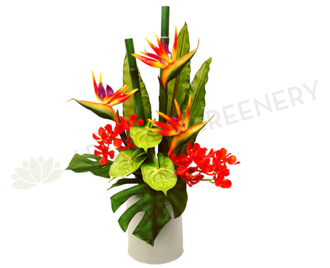 FA1037 - Tropical Real Touch Quality Arrangement (60cm Height)