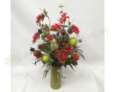 FA1055 - Native Flowers Arrangement (70cm Height) - Desanka