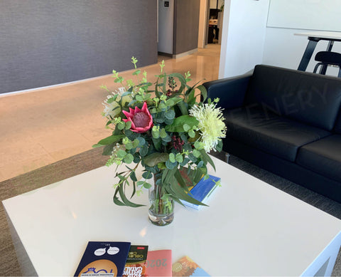 Mitsui Iron Ore Development PL (Perth) - Artificial  Floral Arrangement | ARTISTIC GREENERY