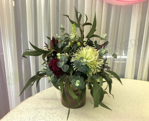FA1067 - Australian Native Flower Arrangement (50cm Height) - Ashleah
