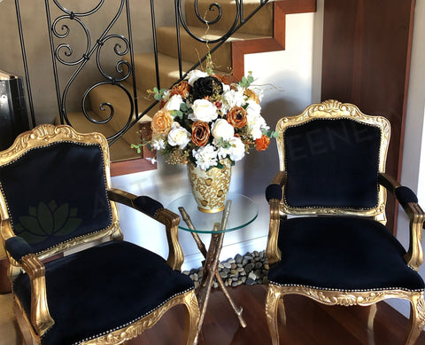 FA1090 - Grand Style Floral Arrangement (Vase supplied by customer)
