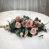 For Hire - Rustic Style Table Centrepiece 60cm (Code: HI0013)