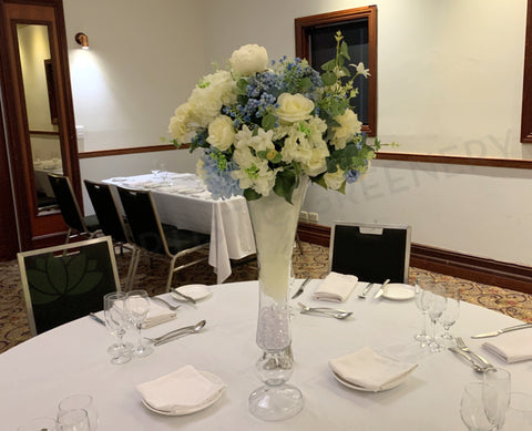 For Hire - Deluxe Reception Centrepieces 85cm (HI0031) Perth Wedding Affordable Hire | ARTISTIC GREENERY