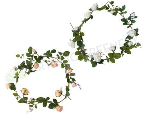 HP0008 Rose Garland 170cm 3 Colours