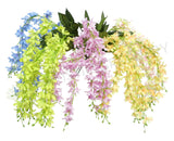 HP0014 Hanging Wisteria 60cm 5 Colours