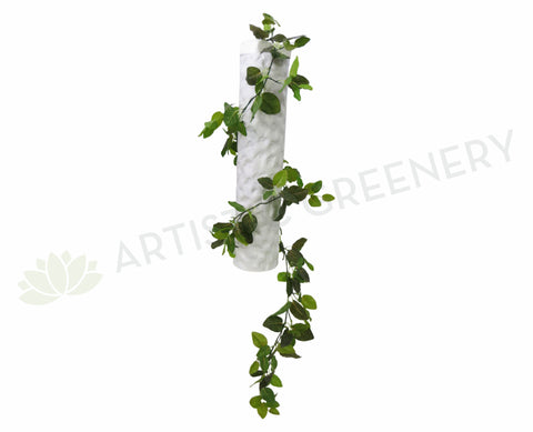 HP0021 Nerve Plant Garland (Red Veins) Real Touch 240cm