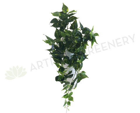 HP0026 Hanging Golden Pothos / Devils Ivy 80cm Real Touch