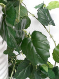 HP0039 Littleleaf Linden Garland 180cm Real Touch Leaves