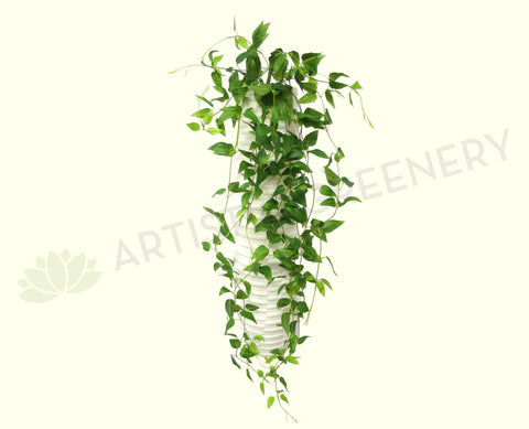 HP0056 Hanging Evergreen 90cm Green