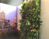 Hopman Cup 2017 Perth Arena Entrance - Event Hire - Greenery Wall