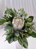 Round Bouquet - Rustic Native Style - Hayley S