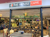 The House Caffe (Alexander Heights) - Hanging Greenery for Built-in Planters | ARTISTIC GREENERY