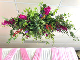 Hanging Centrepieces & Greenery for Decorating Backdrop - Zoey