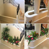 Home Interior Design and Installation - 2nd Storey Planter & Recess Under Stairs