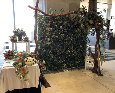 EXPO & EVENT - Wedding Open Day 2019 @ Joondalup Resort | ARTISTIC GREENERY