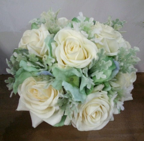 Paper Flowers Bouquet Artificial Flower Wedding Flowers Perth