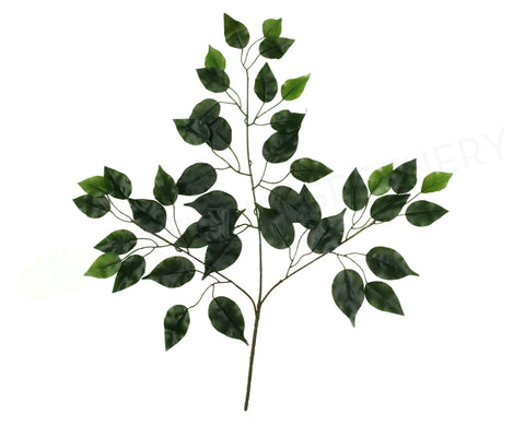 LEA0003 Ficus Leaves Real Touch 59cm (h) x 50cm (w)