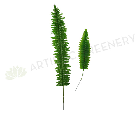 LEA0009 Fern Single Leaf 2 Sizes