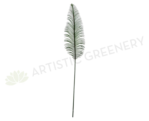 LEA0010 Silver Fern Leaf Single 55cm