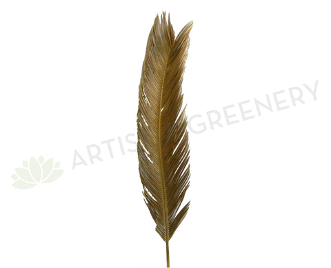 LEA0020 Gold Palm Leaf 65-70cm