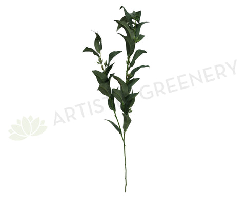 LEA0022 Gum Leaf / Eucalyptus Spray Real Touch 87cm