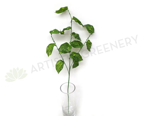 LEA0049 Pothos Spray 78cm Green