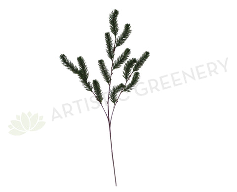 LEA0058 Pine Leaves (Branch) 83cm Green