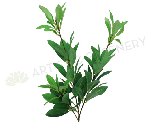 LEA0064 Azalea Leaves Spray 64cm