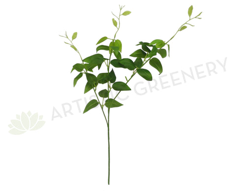 LEA0065 Evergreen Spray 62cm