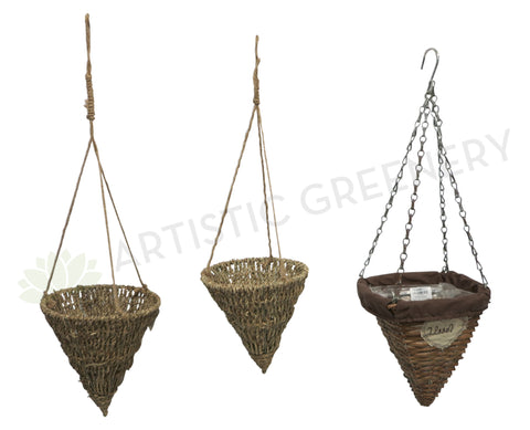 ACC0005 Hanging Cone Baskets