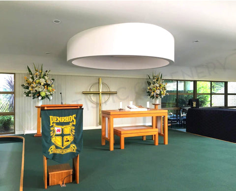 Penrhos College South Perth - Artificial Floral Arrangements