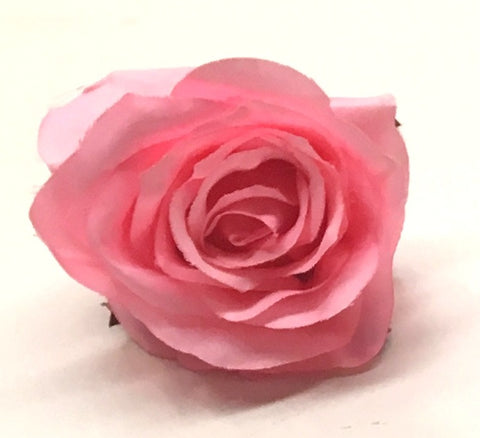 ACC0078 Premium Single Rose Head (Availabe in 14 Colours)