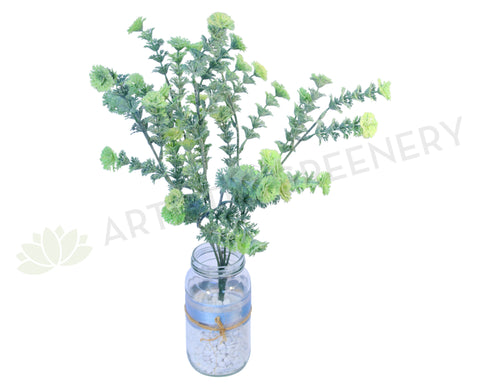SP0136(c) Greenery Bunch Real Touch 40cm