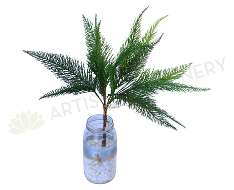 SP0113 Fern Leave Bunch Real Touch 35cm