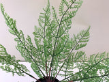 SP0116(b) Faux Fern Leave Bunch Greenery 40cm Real Touch | ARTISTIC GREENERY