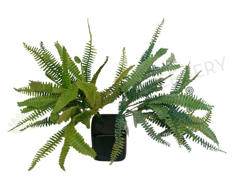 SP0138 Fern Bunch 32cm 2 Styles