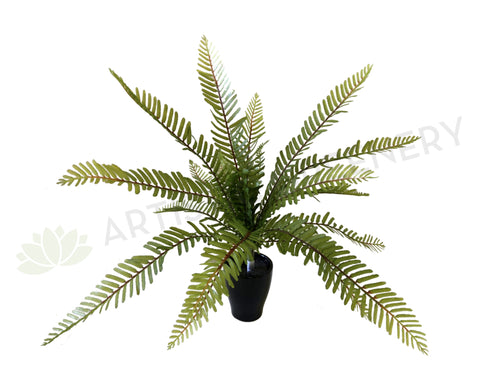 SP0174 Small Boston Fern 35cm Ultra Realistic