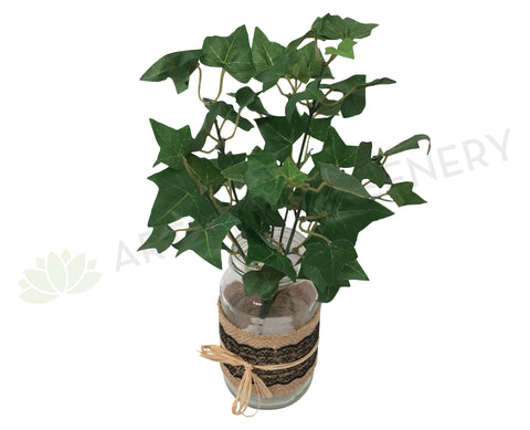 SP0203 Ivy Bunch 30cm Green