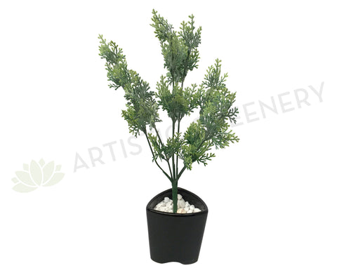SP0214 Small Pine Pick 30cm Green
