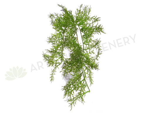 SP0225 Hanging Rosemary 50cm Green