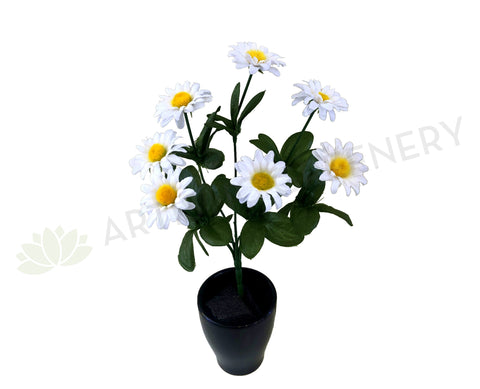 SP0291 Small Daisy Bunch 30cm White