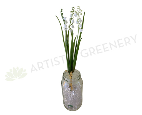SP0321 Lily of the Valley 32cm White
