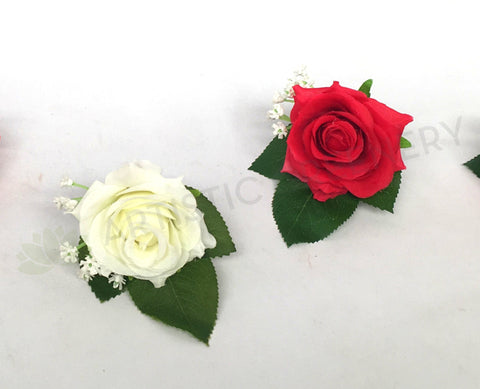 Buttonhole - Rose - Stella K