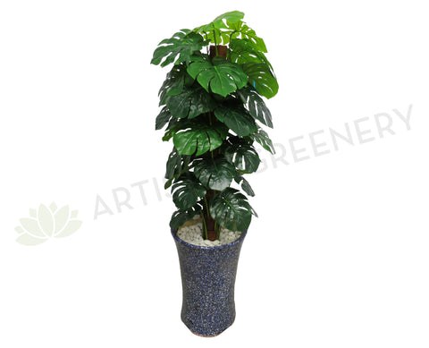T0058 Split Philo Totem Real Touch Leaves 110cm