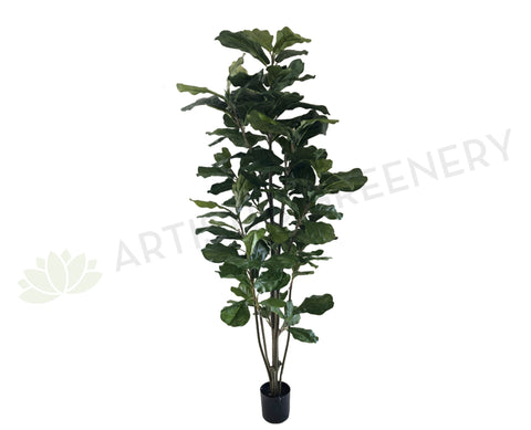 T0140 Fiddle Leaf Fig Tree 150cm Real Touch