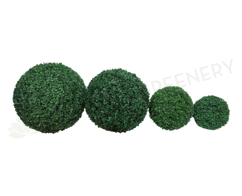 TOP0003 - Topiary Boxwood Balls - Green