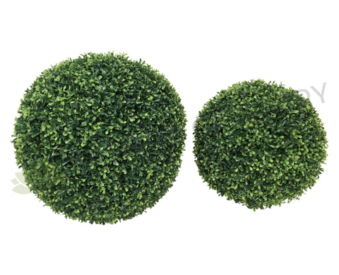 TOP0007 - Premium Topiary Boxwood Balls - Green