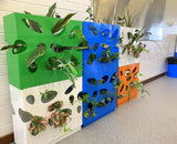 Western Power Training Services Centre (Jandakot) - Artificial Plants for Stylish Planters